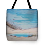 Tide Pool Tote Bag