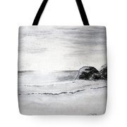 Tide Surf Tote Bag
