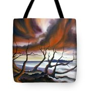 Tideland Tote Bag by James Christopher Hill