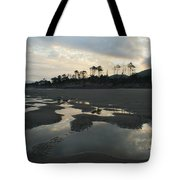 Tidepools At Dawn Tote Bag