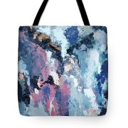 Tides.2 Portrait Tote Bag