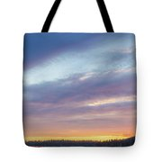 Tied Off In French Village, Nova Scotia Tote Bag