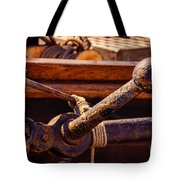 Tied Off Tote Bag