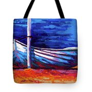 Tied Up Tote Bag