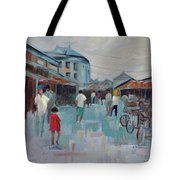 Tien Mou Village Taipei Tote Bag
