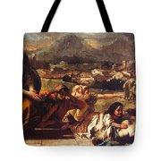 tiepolo15 Giovanni Battista Tiepolo Tote Bag