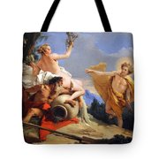 Tiepolo's Apollo Pursuing Daphne Tote Bag