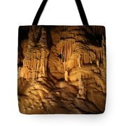 Tiers Of Formation - Cave Tote Bag