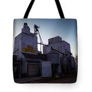 Tiffany Feed And Supply Tote Bag by Viviana Nadowski