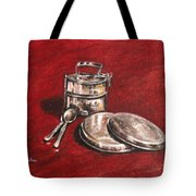Tiffin Carrier - Still Life Tote Bag