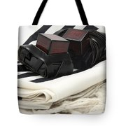 Tifillin And Talis Tote Bag