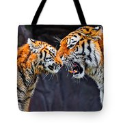 Tiger 05 Tote Bag