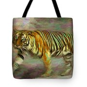 Save Tiger Tote Bag