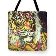 Tiger #2 Tote Bag