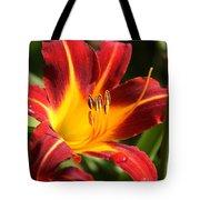 Tiger Lily0170 Tote Bag