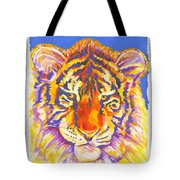 Tiger Tote Bag by Stephen Anderson