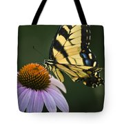 Tiger Swallowtail 2 Tote Bag