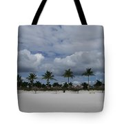 Tiger Tail Beach Tote Bag