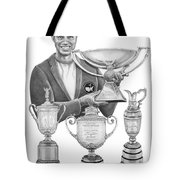Tiger Woods-decades Best Tote Bag