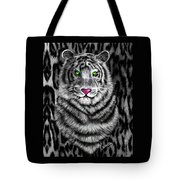 Tigerflouge Tote Bag