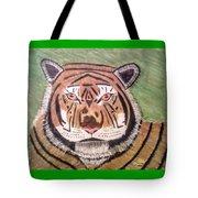 Tigerish Tote Bag