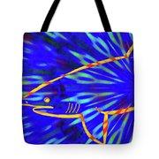 Tigershark 12 Tote Bag