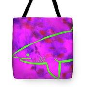 Tigershark 6 Tote Bag