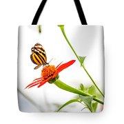 tigerwing at plus 1EV Tote Bag