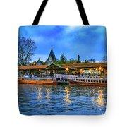 Tigre Delta 024 Tote Bag