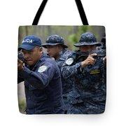 Tigres Commandos Conduct Bounding Tote Bag