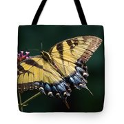 Tigress And Verbena Tote Bag