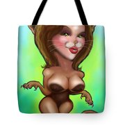 Tigress Tote Bag