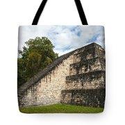 Tikal Mayan Site Guatemala Tote Bag