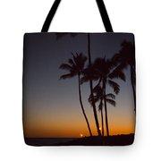 Tiki Lights Tote Bag