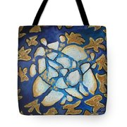 Tikkun Olam Heal The World Tote Bag