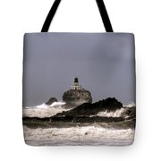 Tillamook Lighthouse Tote Bag