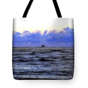 Tillamook Rock Lighthouse Tote Bag