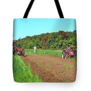 Tilled Soil   Tote Bag