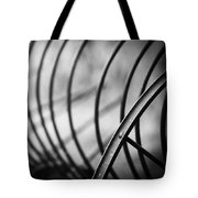 Tiller At The End Of A Day Tote Bag