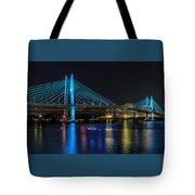 Tilikum Crossing Tote Bag