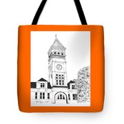 Tillman Hall Tote Bag