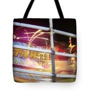 Tilt-a-whirl 1 Tote Bag