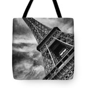 Tilted Tower Tote Bag