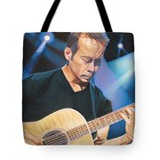 Tim Reynolds And Lights Tote Bag