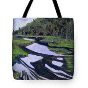 Tim River - Algonquin Tote Bag