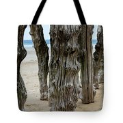 Timber Textures Lv Tote Bag