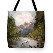 Timberlands Tote Bag