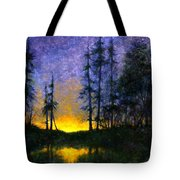 Timberline Tote Bag