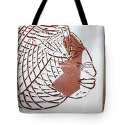 Time - Tile Tote Bag