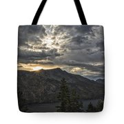 Time And Age Tote Bag
